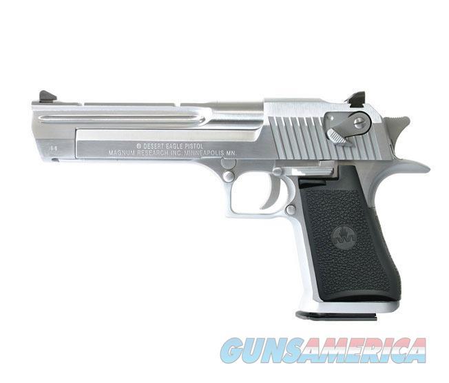 Magnum Research Desert Eagle .44 Mag Brushed Chrome DE44CABC  Guns > Pistols > Magnum Research Pistols