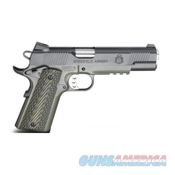 Springfield Armory 1911 MC Operator .45 ACP  PX9110ML  Guns > Pistols > Springfield Armory Pistols > 1911 Type