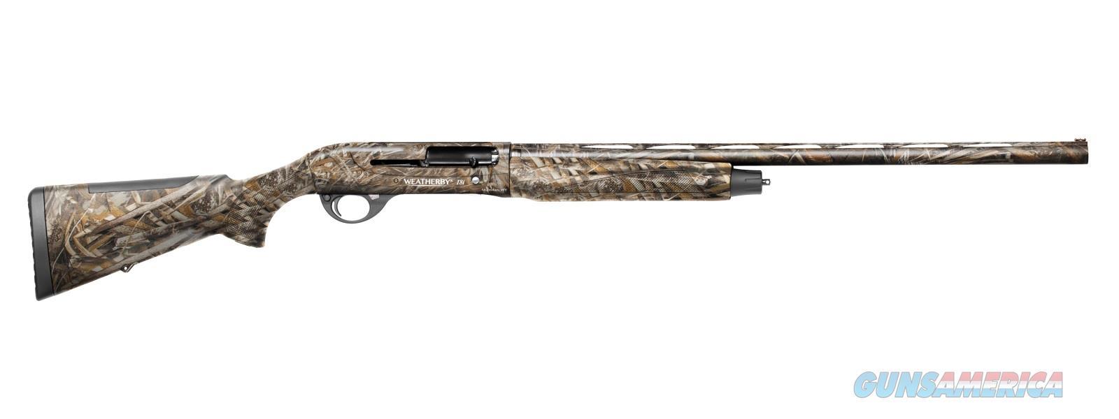 "Weatherby 18i Waterfowler 12 GA 28"" Realtree Max-5 IWR1228SMG   Guns > Shotguns > Weatherby Shotguns > Hunting > Autoloader"