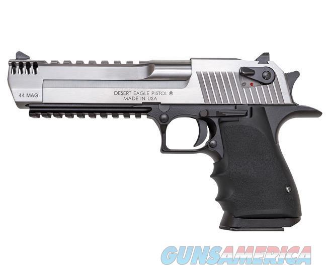 Magnum Research Desert Eagle XIX .44 Mag Aluminum/SS DE44ASIMB   Guns > Pistols > Magnum Research Pistols