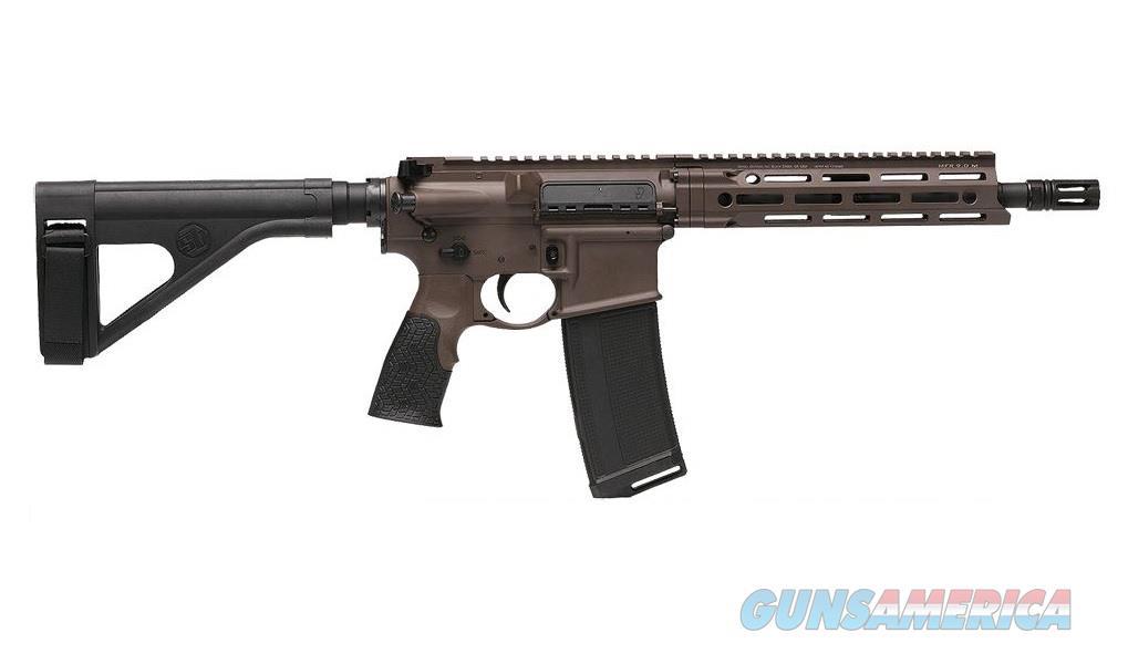 "Daniel Defense DDM4 V7 .300 BLK Pistol 10.3"" Brown 02-128-00166  Guns > Pistols > D Misc Pistols"