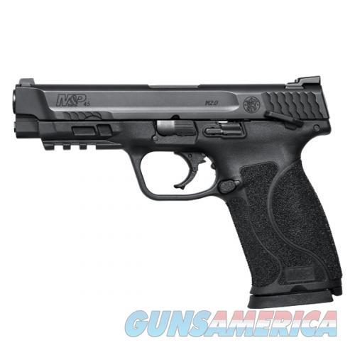 "Smith & Wesson M&P45 M2.0 .45 ACP 4.6"" 10 Rds Thumb Safety 11526  Guns > Pistols > Smith & Wesson Pistols - Autos > Polymer Frame"