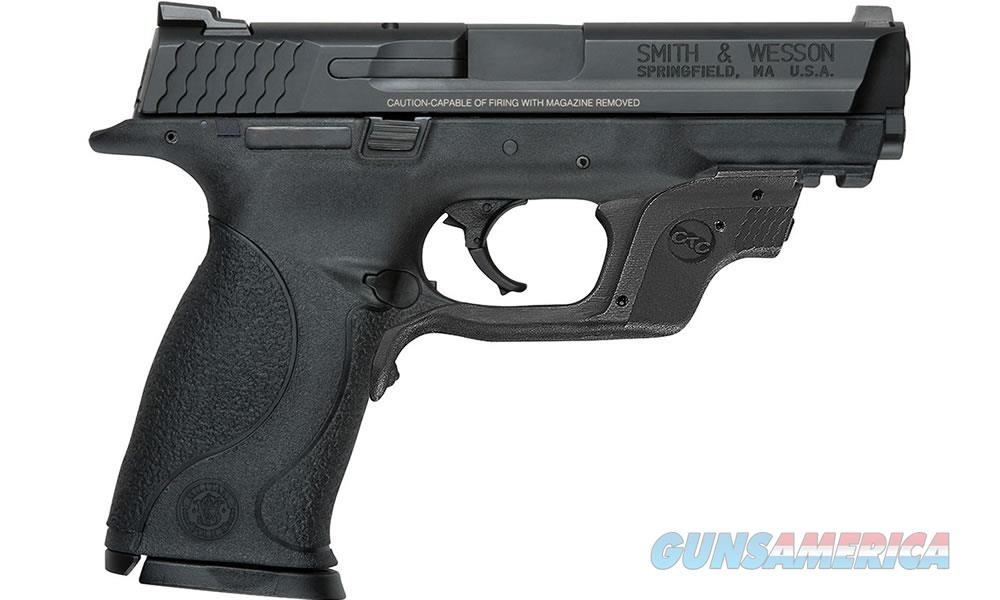 "Smith & Wesson M&P9 9mm 4.25"" Crimson Trace Green Laserguard 10174  Guns > Pistols > Smith & Wesson Pistols - Autos > Polymer Frame"