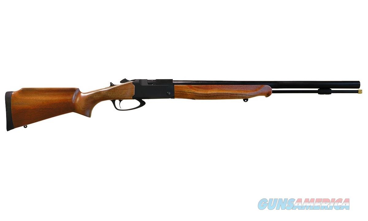 "T/C Strike Muzzleloader .50 Caliber Walnut 24"" 10293  Guns > Rifles > Thompson Center Muzzleloaders > Inline Style"