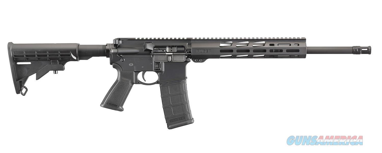 "Ruger AR-556 AR-15 5.56 NATO 16.10"" TB 30 Rds 8529   Guns > Rifles > Ruger Rifles > AR Series"