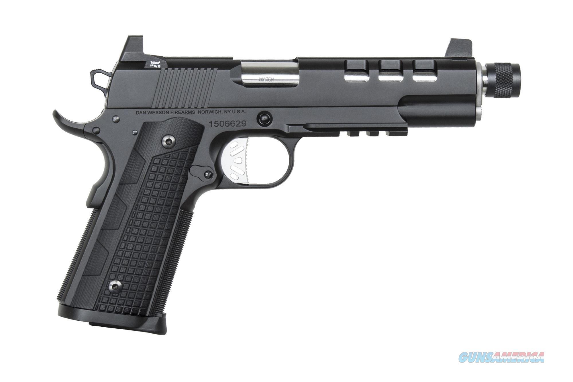"Dan Wesson Discretion .45 ACP Black 5.75"" Threaded 01885  Guns > Pistols > Dan Wesson Pistols/Revolvers > 1911 Style"