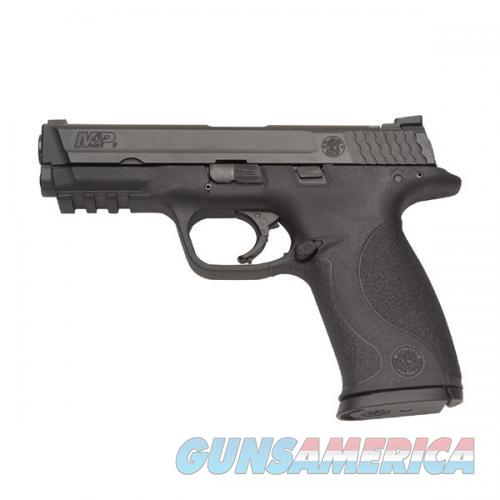 """Smith & Wesson M&P9 No Thumb Safety 9mm Luger 4.25"""" Black 109351  Guns > Pistols > Smith & Wesson Pistols - Autos > Polymer Frame"""