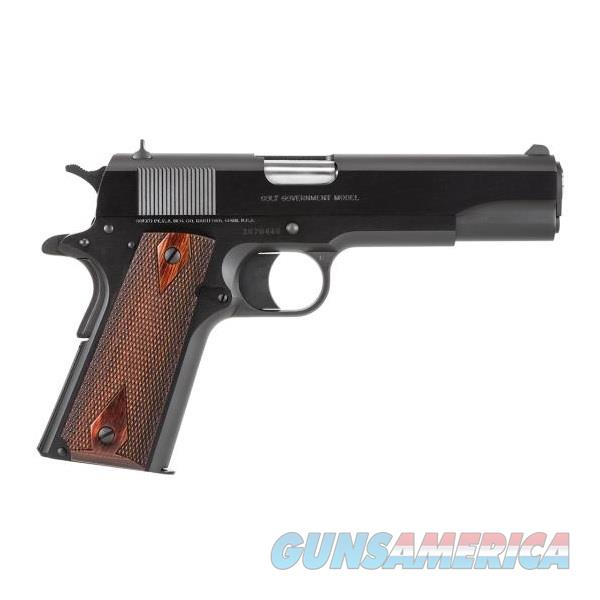 "COLT 1991 Government 1911 Blued 5"" .45 ACP O1991   Guns > Pistols > Colt Automatic Pistols (1911 & Var)"