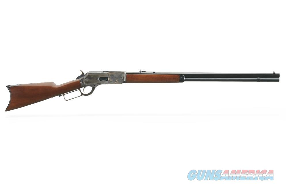 "UBERTI 1876 LEVER-ACTION .50-95 WINCHESTER 28"" OCTAGON 342503  Guns > Rifles > Uberti Rifles > Lever Action"