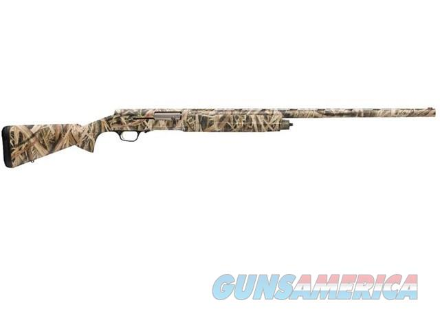 "Browning A5 Mossy Oak Grass Blades 12 Gauge 28"" 0118182004   Guns > Shotguns > Browning Shotguns > Autoloaders > Hunting"