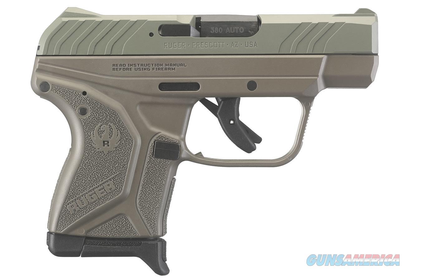 "Ruger LCP II .380 ACP 2.75"" Jungle Green TALO 3779   Guns > Pistols > Ruger Semi-Auto Pistols > LCP"
