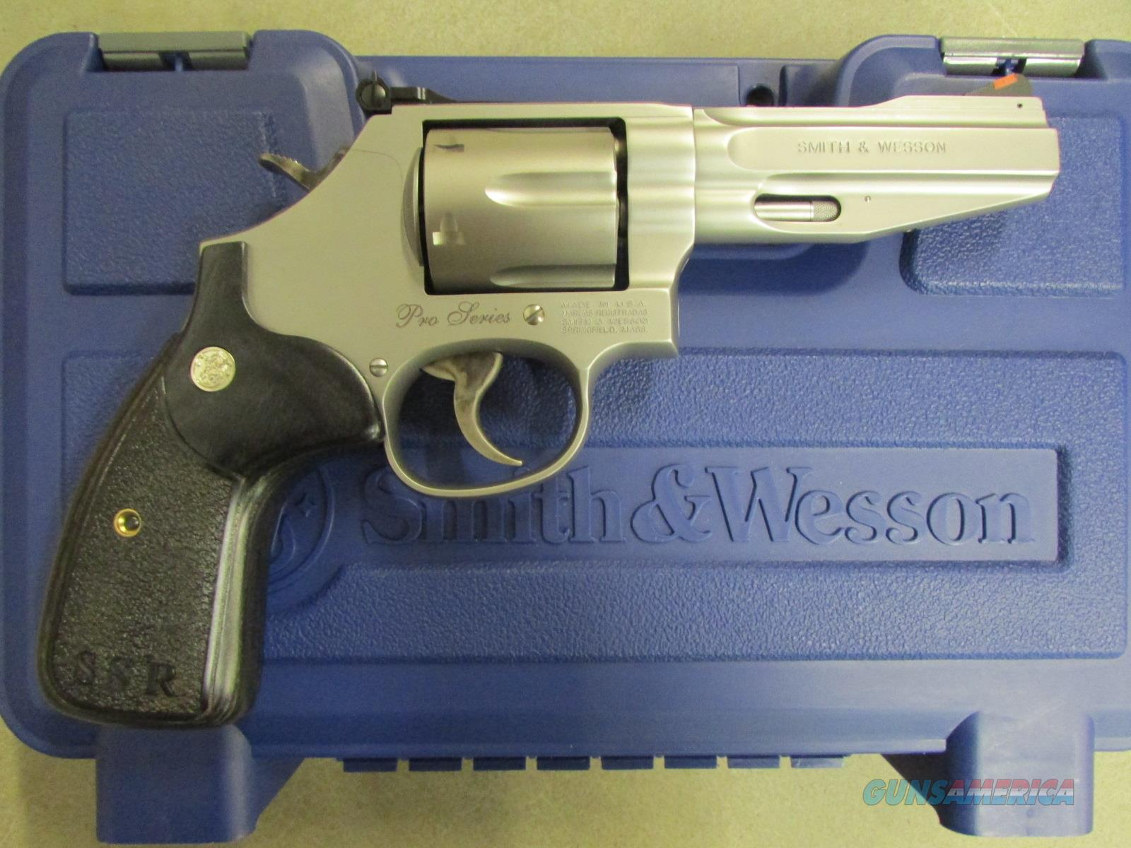 Smith & Wesson Model 686 SSR Pro Series .357 Magnum 178012  Guns > Pistols > Smith & Wesson Revolvers > Performance Center
