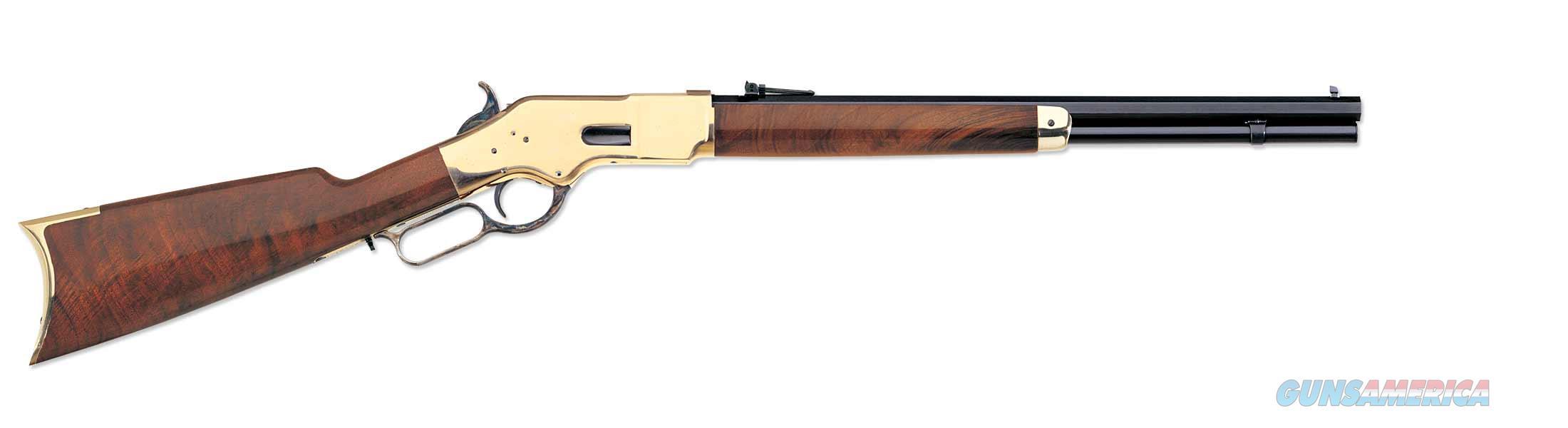 "Uberti 1866 Yellowboy Short Rifle .38 Special 20"" 342210   Guns > Rifles > Uberti Rifles > Lever Action"