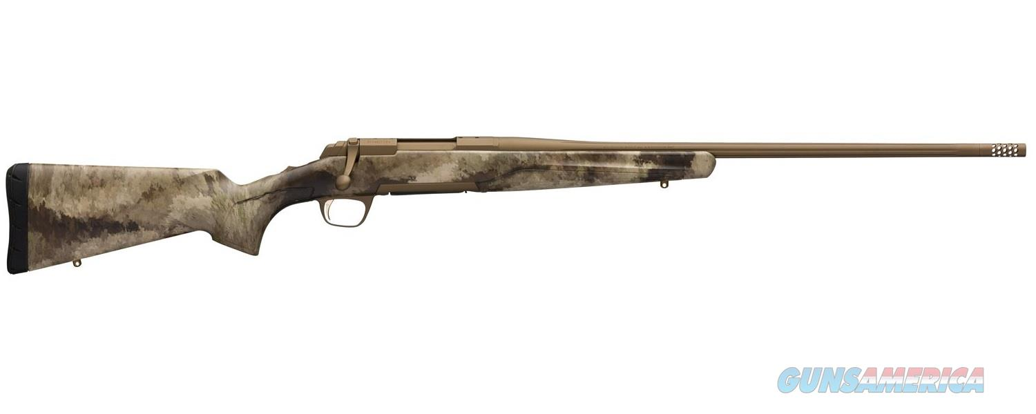 "Browning X-Bolt Hells Canyon Long Range 6mm Creed 26"" A-TACS AU Camo 035389291  Guns > Rifles > Browning Rifles > Bolt Action > Hunting > Stainless"