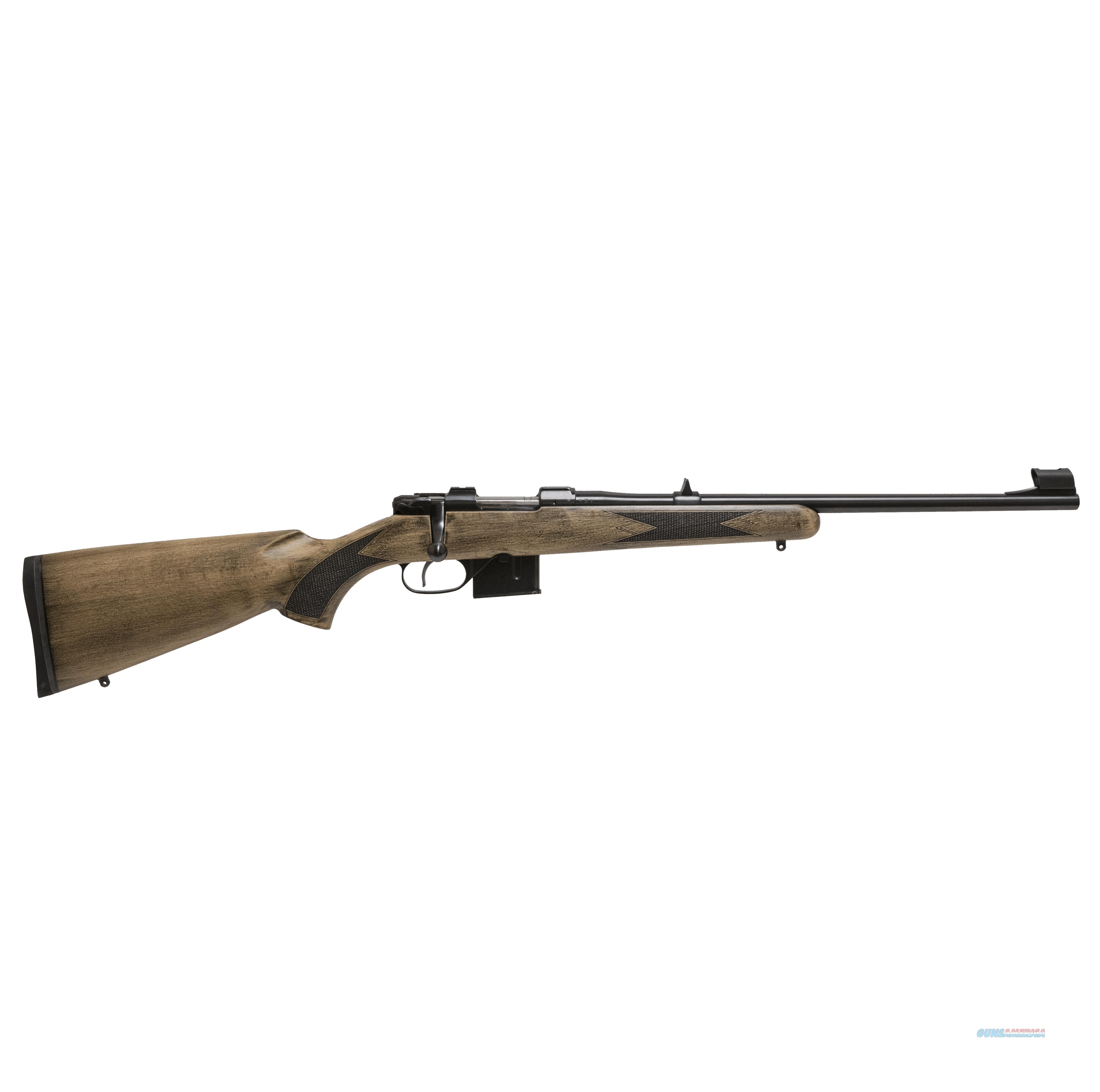 "CZ-USA 527 Carbine Rustic 7.62x39 Beechwood 18.5"" 5rd 03075   Guns > Rifles > CZ Rifles"