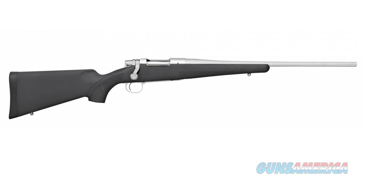 "Remington Model Seven Stainless 7mm-08 Remington 20"" 24741  Guns > Rifles > Remington Rifles - Modern > Bolt Action Non-Model 700 > Sporting"