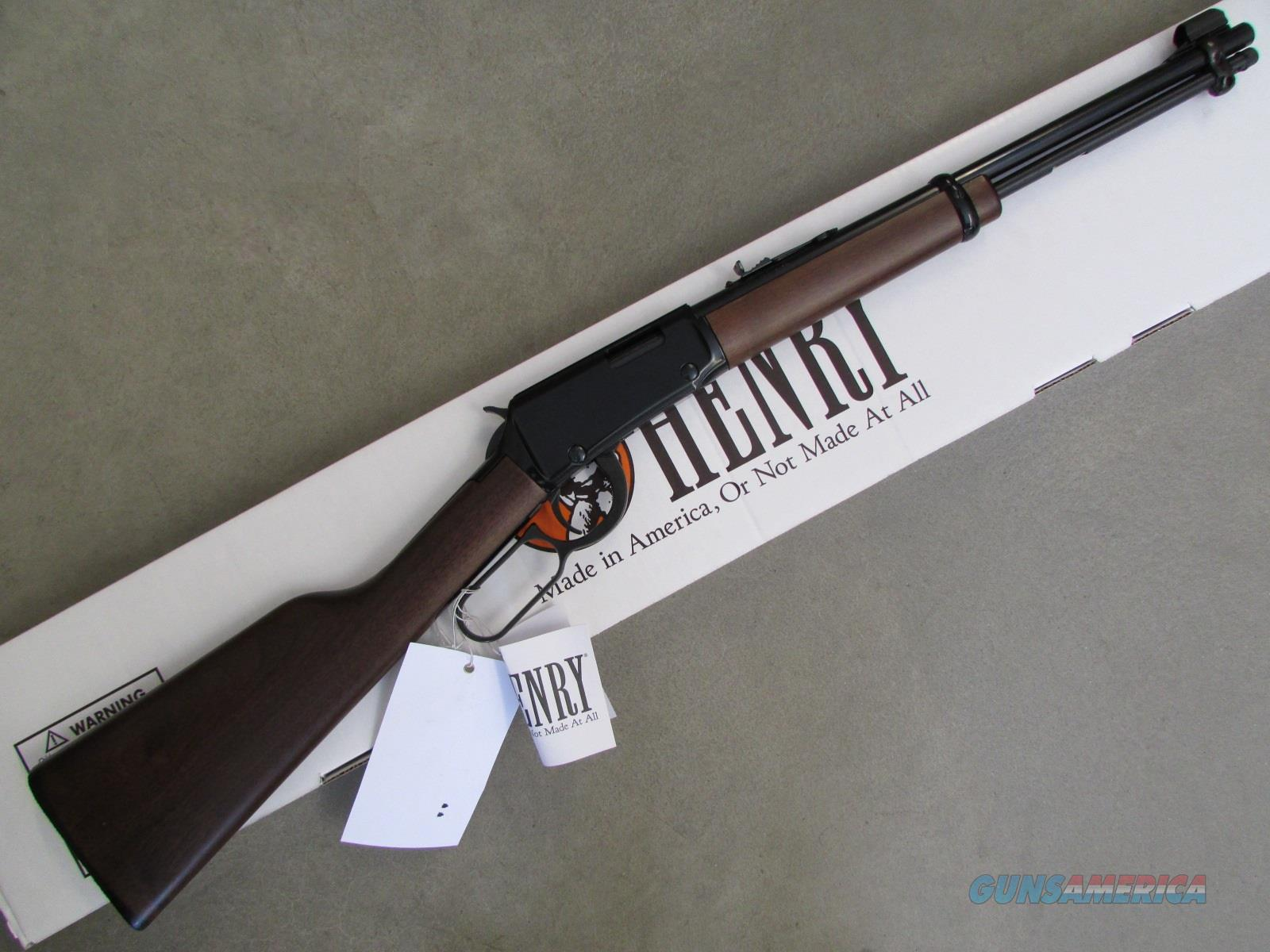 Henry Lever Action .22 Youth Rifle H001Y  Guns > Rifles > Henry Rifle Company
