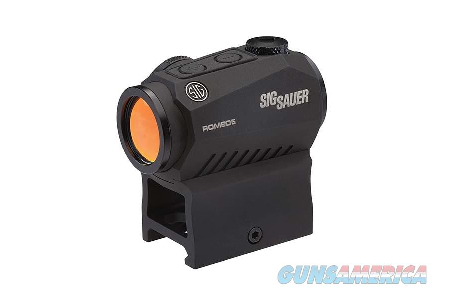 Sig Sauer Romeo5 Compact Red Dot Sight SOR52001  Non-Guns > Scopes/Mounts/Rings & Optics > Tactical Scopes > Red Dot