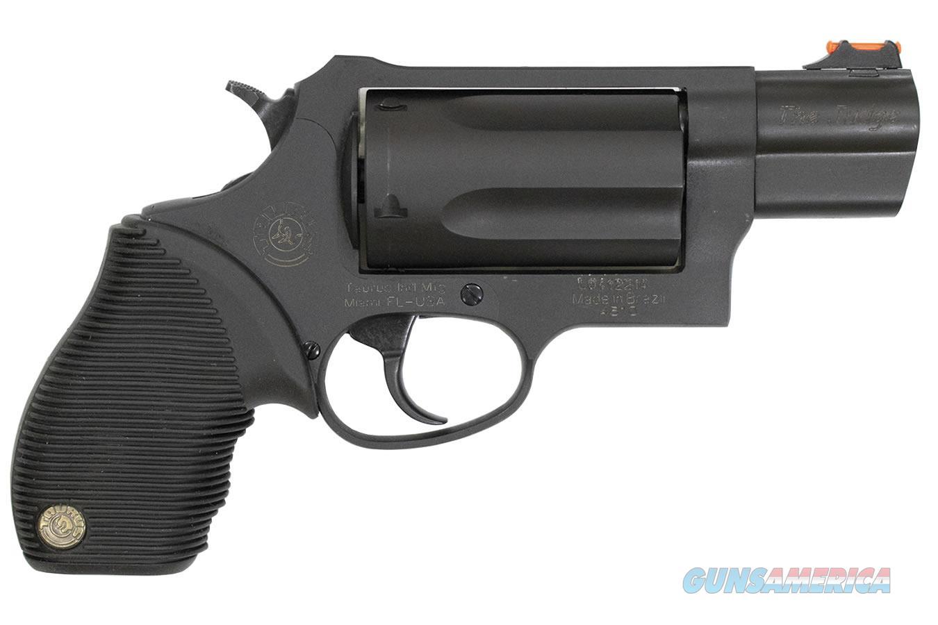 Taurus 4510PD Judge Public Defender .45 Colt/.410 GA 2-441031TC   Guns > Pistols > Taurus Pistols > Revolvers