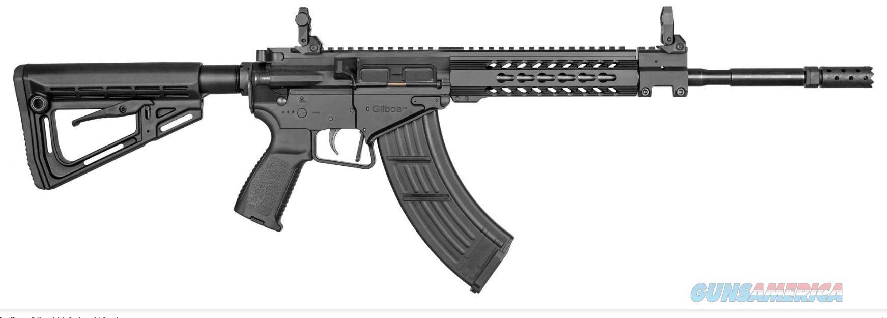 "Gilboa M43 7.62x39 14.5"" Pinned 30 Rds SSG16762SAB  Guns > Shotguns > G Misc Shotguns"