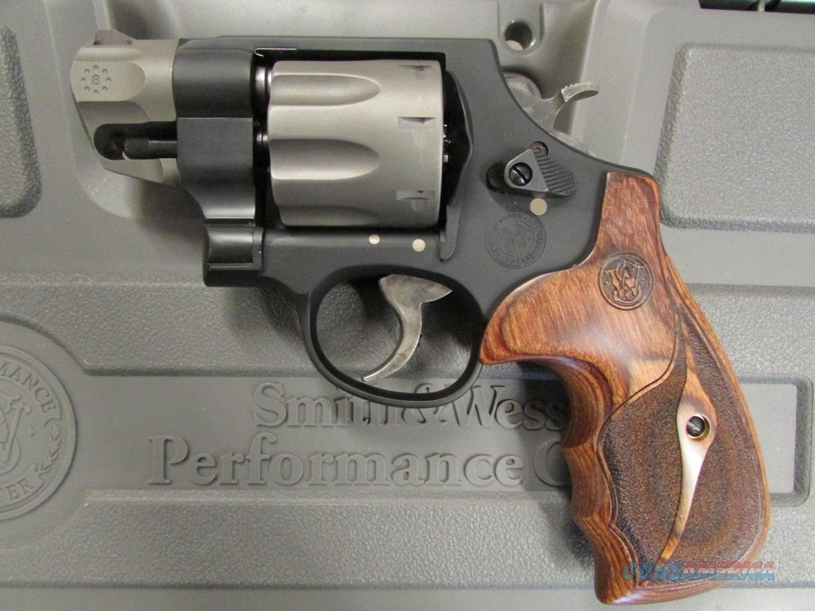 "Smith & Wesson Model 327 8-Shot 2"".357 Mag   Guns > Pistols > Smith & Wesson Revolvers > Performance Center"