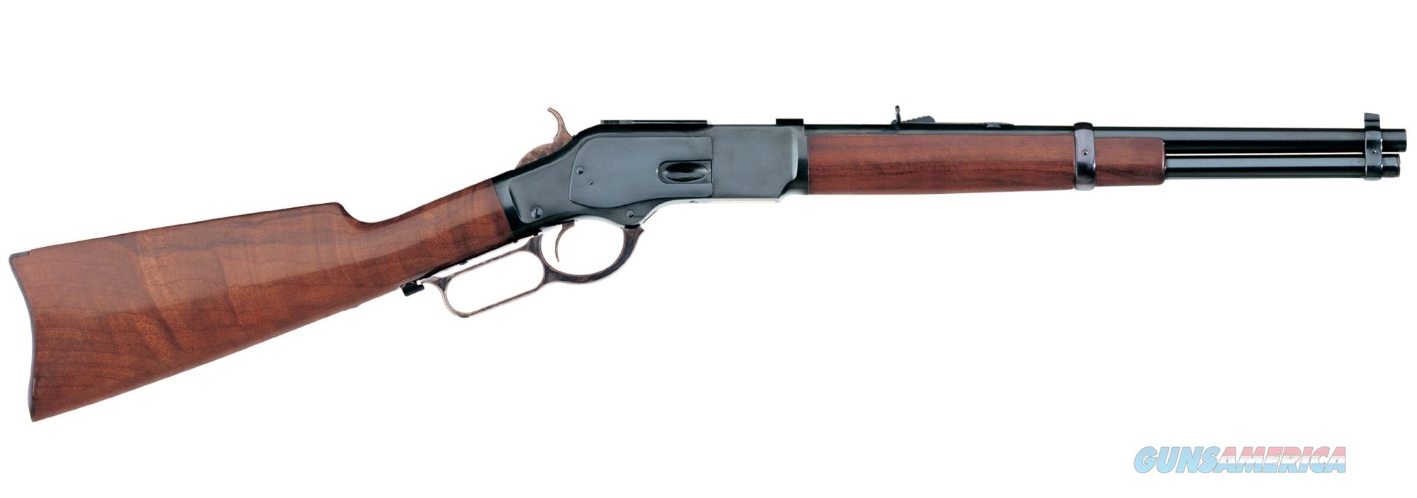 "Uberti 1873 Trapper .45 Colt 16.125"" Walnut 342430   Guns > Rifles > Uberti Rifles > Lever Action"