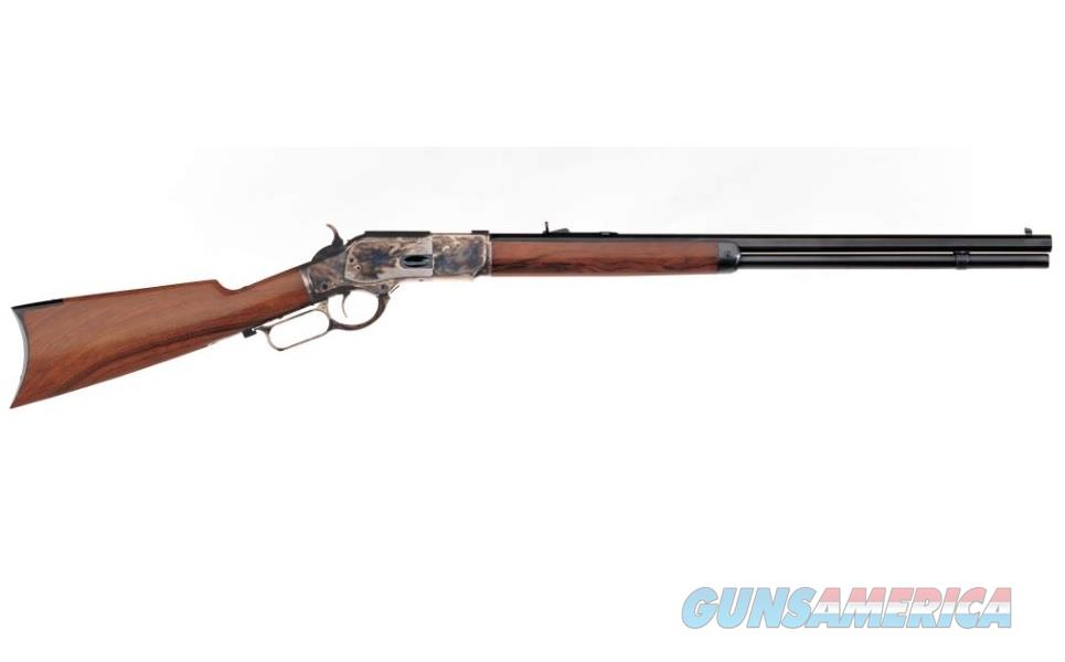 "Uberti 1873 Sporting Rifle .357 Magnum 24.25"" Octagon 342720  Guns > Rifles > Uberti Rifles > Lever Action"