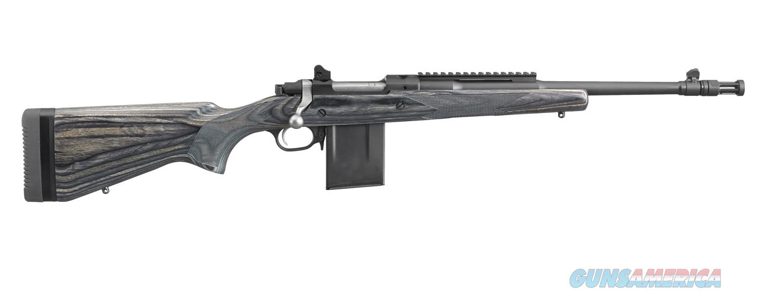"Ruger Gunsite Scout 5.56 NATO 16.10"" 10 Rds 6824   Guns > Rifles > Ruger Rifles > M44/Carbine"