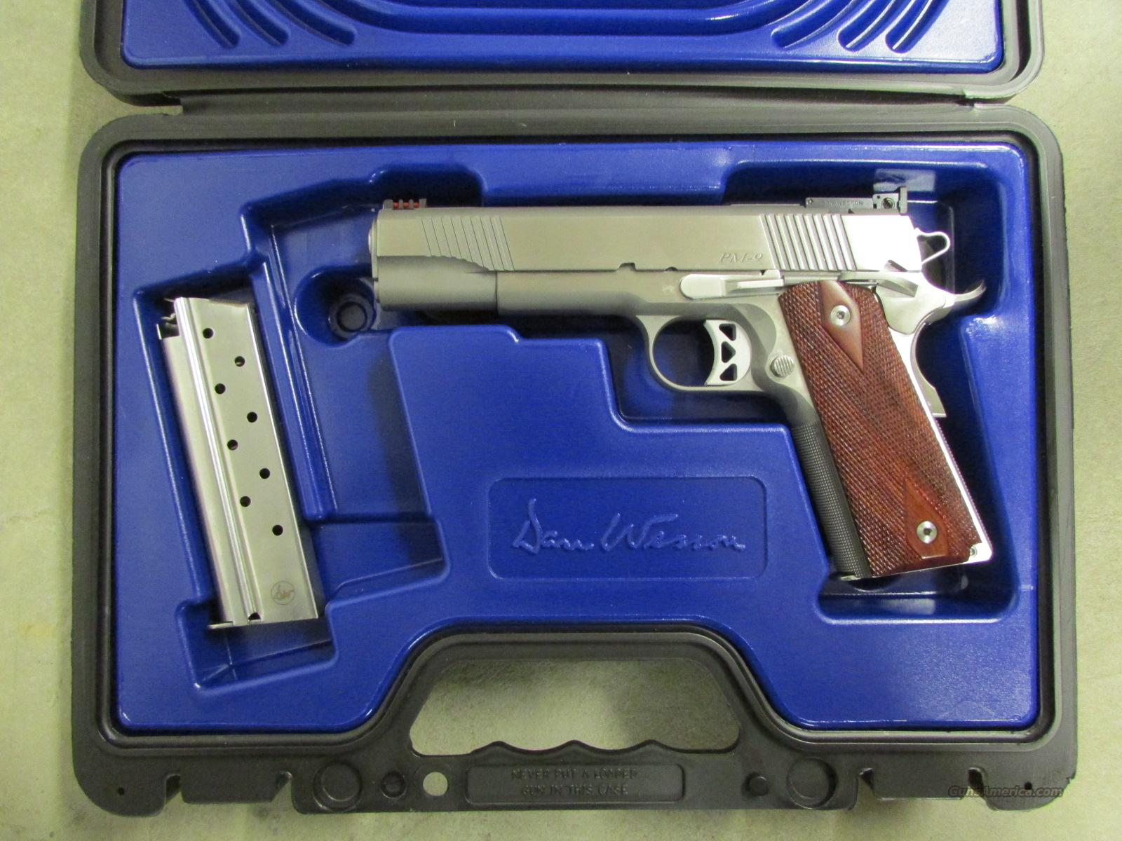 Dan Wesson Pointman Nine 9mm  Guns > Pistols > Dan Wesson Pistols/Revolvers > 1911 Style