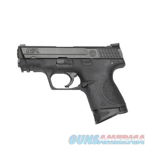 "Smith & Wesson M&P9c Compact 9mm 3.5"" 12Rds 209304   Guns > Pistols > Smith & Wesson Pistols - Autos > Polymer Frame"