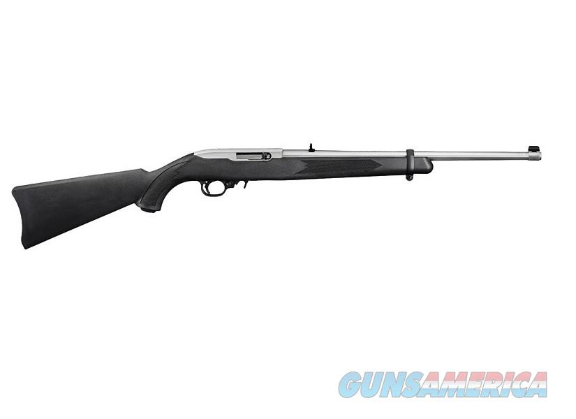 "Ruger 10/22 Carbine .22 LR Black 18.5"" Stainless 1256   Guns > Rifles > Ruger Rifles > 10-22"