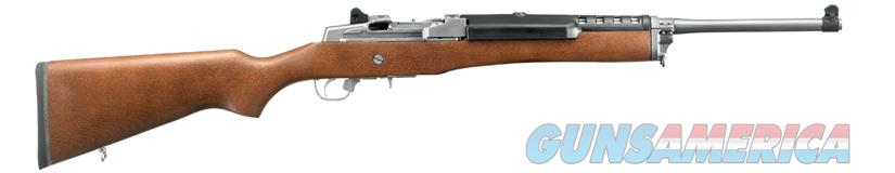 "Ruger Mini-14 Ranch Rifle 5.56 NATO 18.5"" Stainless 5 Rds 5802   Guns > Rifles > Ruger Rifles > Mini-14 Type"