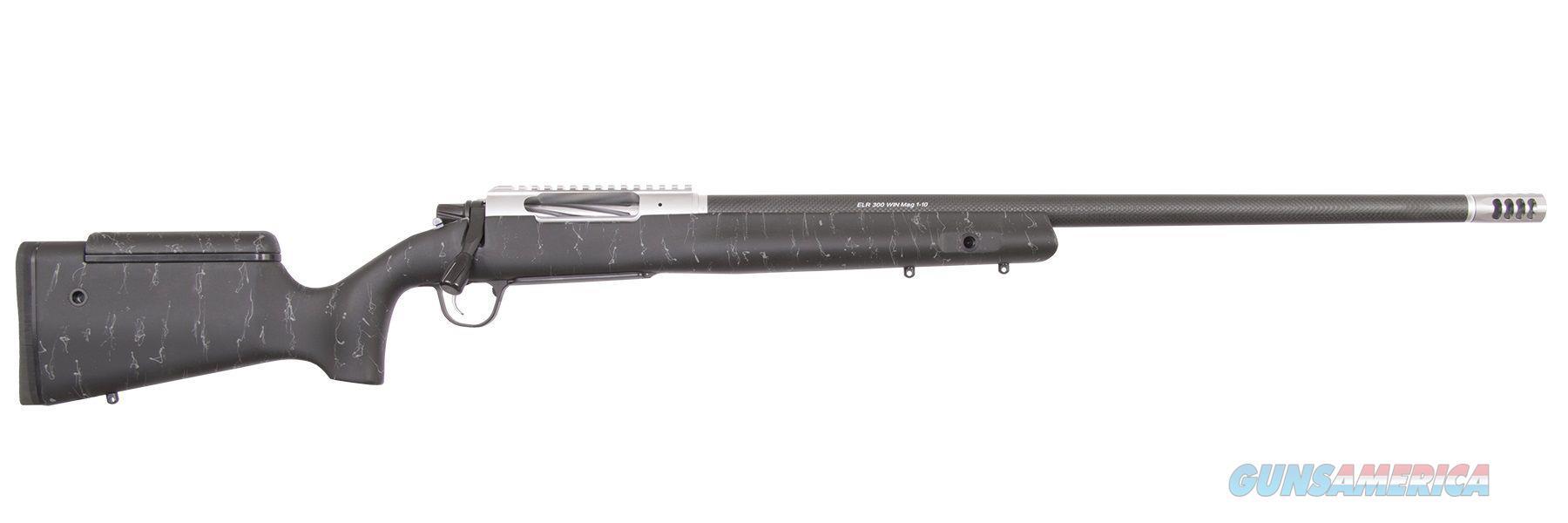 """Christensen Arms ELR 33 Nosler 26"""" CA10266-V75461  Guns > Rifles > Custom Rifles > Bolt Action"""