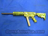 JRC 9mm Reaper Z - Zombie Finish  IJ Misc Rifles