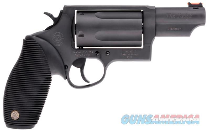 """Taurus Judge Magnum .45 Colt/.410 GA 3"""" 2-441031MAG  Guns > Pistols > Taurus Pistols > Revolvers"""