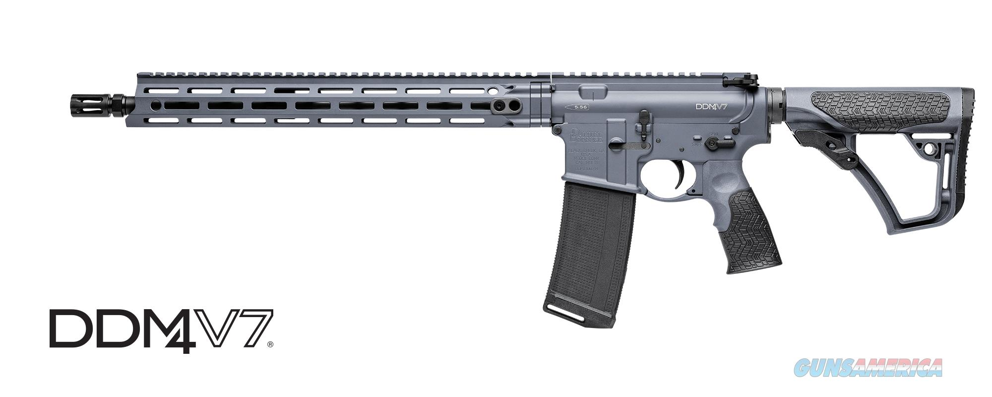 "Daniel Defense DDM4v7 Toronado 5.6 NATO 16"" 02-128-13042-047   Guns > Rifles > Daniel Defense > Complete Rifles"