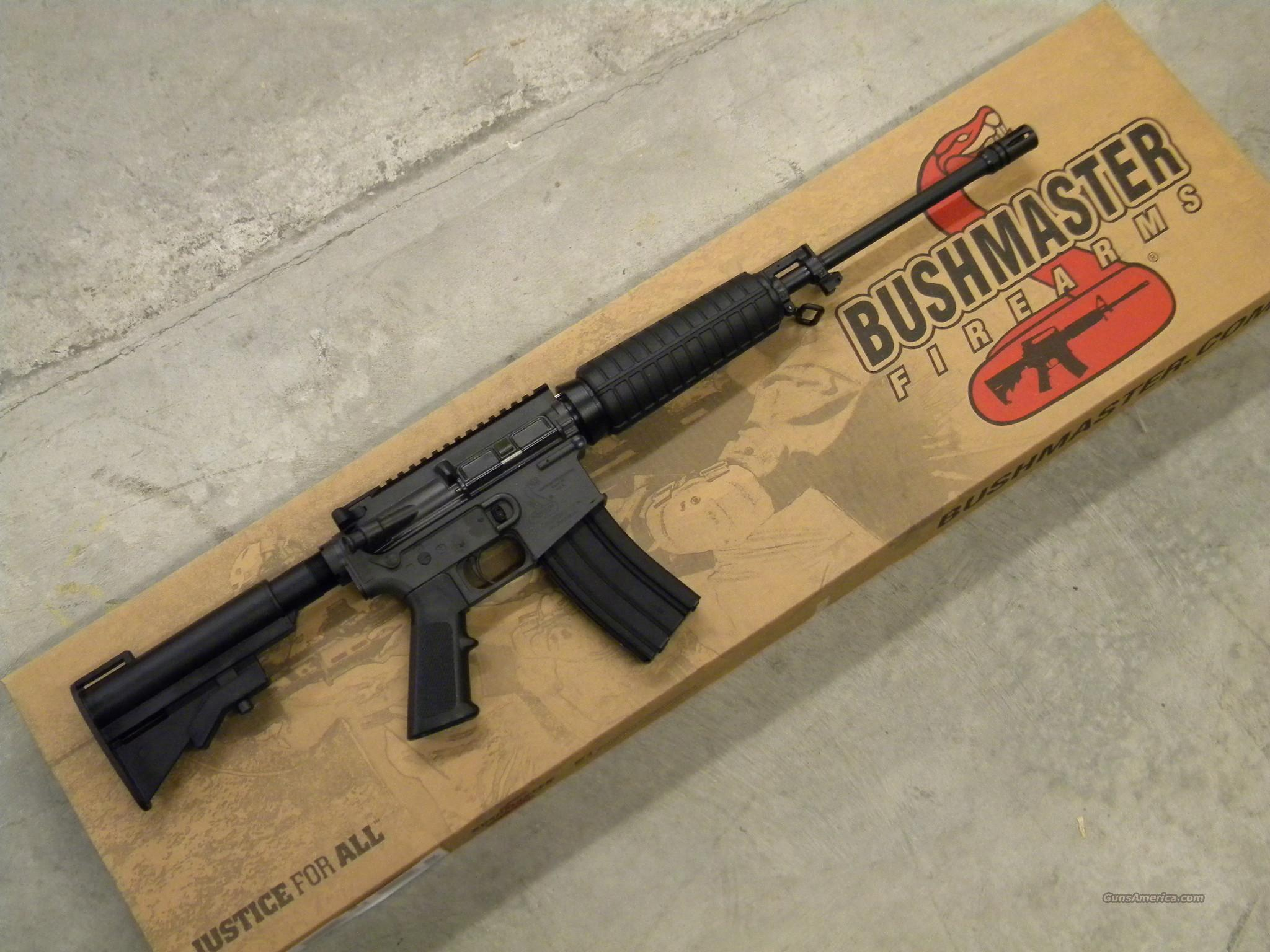 Bushmaster Carbon 15 AR-15 Optics Ready 5.56/.2... For Sale