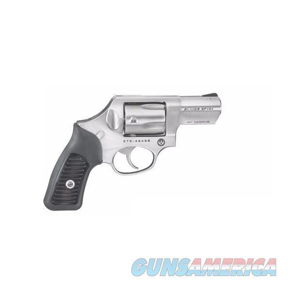 """Ruger SP101 Double-Action 2.25"""" Stainless .357 Magnum 5720  Guns > Pistols > Ruger Double Action Revolver > SP101 Type"""
