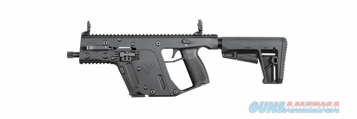KRISS Vector Gen II SBR .40 S&W BLACK KV40-SBL20   Guns > Rifles > Class 3 Rifles > Class 3 Subguns