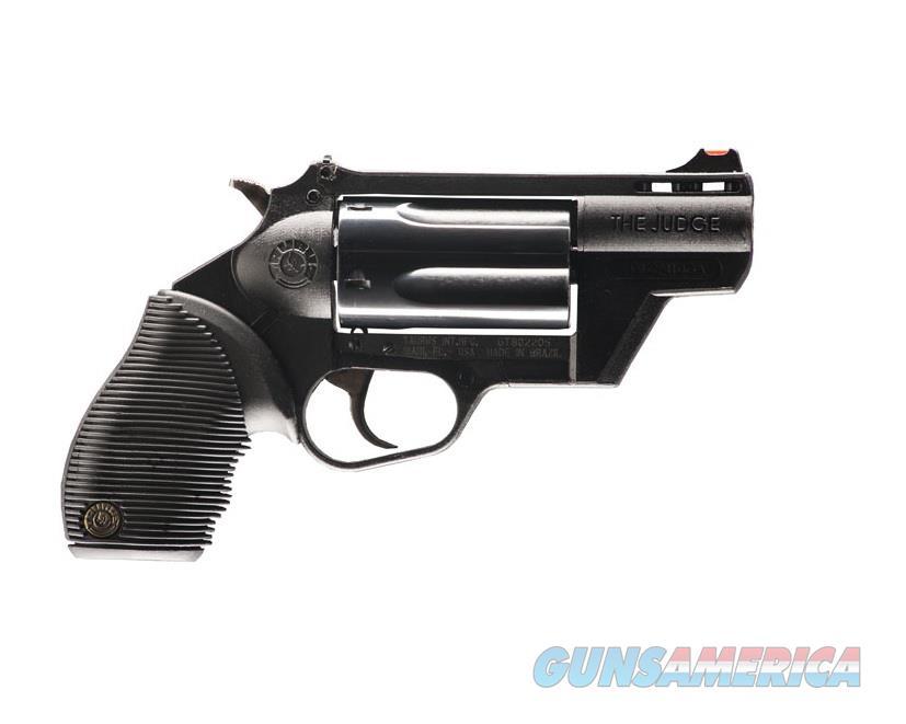 "Taurus 4510PLYFS .45 Colt/ .410-GA 2"" 2-441021PFS  Guns > Pistols > Taurus Pistols > Revolvers"