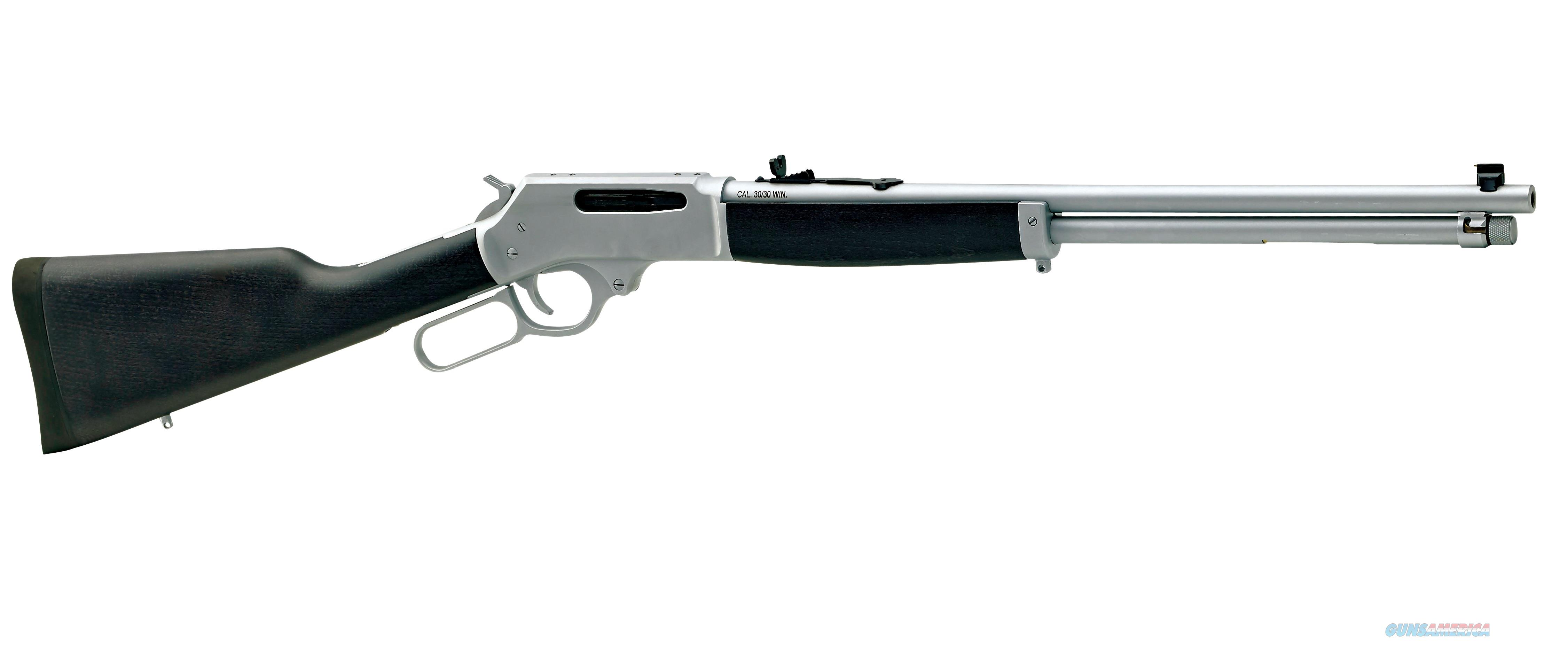 "Henry All-Weather Lever Action .30-30 20"" Round 5rds H009AW   Guns > Rifles > Henry Rifle Company"