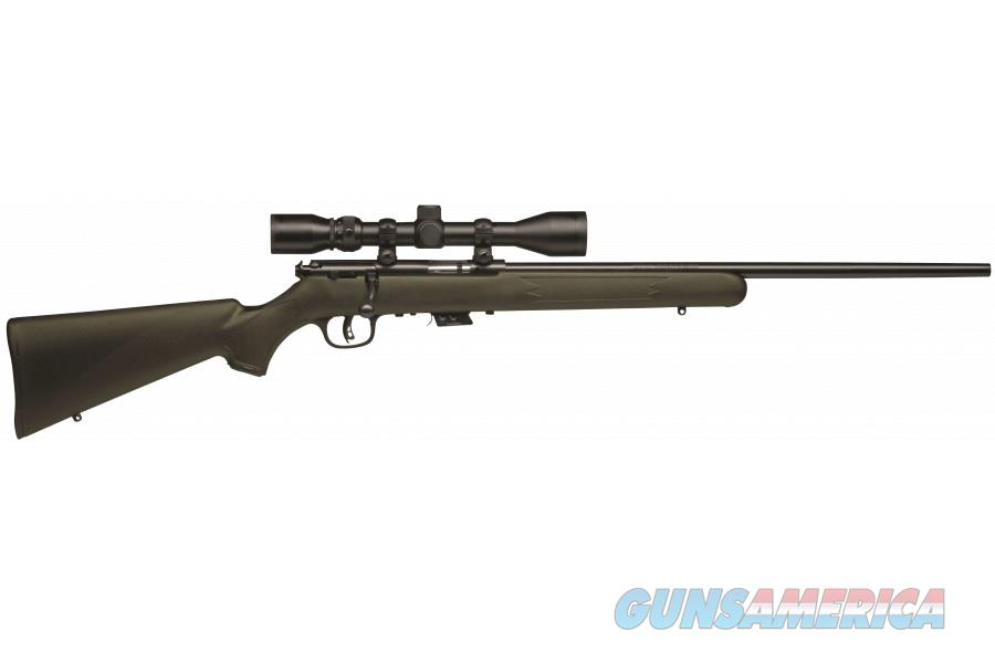 "Savage Arms Mark II FXP .22 LR OD Green 21"" w/Scope 26721   Guns > Rifles > Savage Rifles > Accutrigger Models > Sporting"