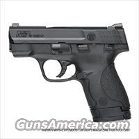 Smith & Wesson M&P SHIELD™ .40 S&W MA Compliant  Guns > Pistols > Smith & Wesson Pistols - Autos > Polymer Frame