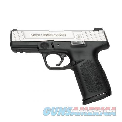 "Smith & Wesson SW SD9 VE 9mm Luger 4"" 223900  Guns > Pistols > Smith & Wesson Pistols - Autos > Polymer Frame"