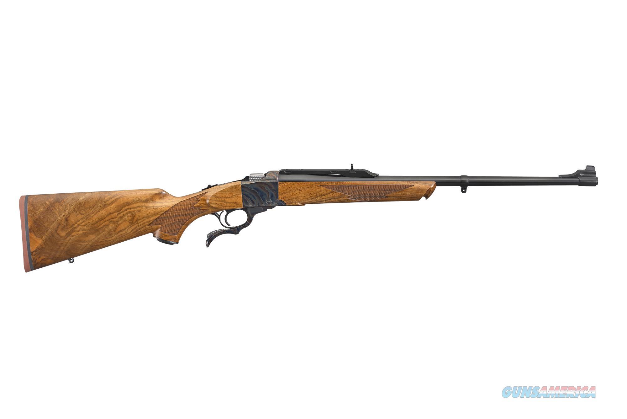 """Ruger No. 1 Light Sporter .22 Hornet CCH 22"""" 21321  Guns > Rifles > Ruger Rifles > #1 Type"""