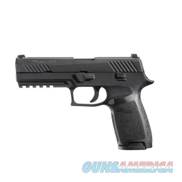 Sig Sauer P320 Full Size Contrast Sights 9mm  Guns > Pistols > Sig - Sauer/Sigarms Pistols > Other