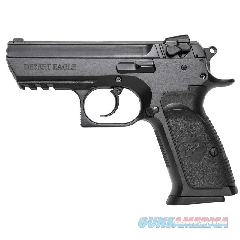 """Magnum Research Baby Desert Eagle III .40 S&W Black 3.85"""" Semi-Compact BE94133RS  Guns > Pistols > Magnum Research Pistols"""