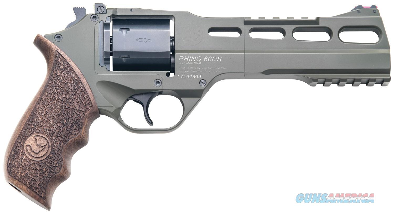 "Chiappa Rhino 60DS .357 Magnum 6"" OD Green  340.282  Guns > Pistols > Chiappa Pistols & Revolvers > Rhino Models"