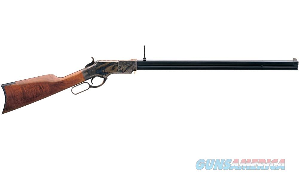 "Uberti 1860 Henry Steel Rifle .44-40 Win 24.5"" 342370   Guns > Rifles > Uberti Rifles > Lever Action"