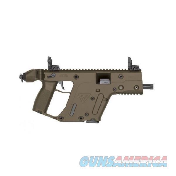 Kriss Vector Gen II SDP FDE .45 ACP Pistol KV45-PFD20   Guns > Pistols > Kriss Tactical Pistols